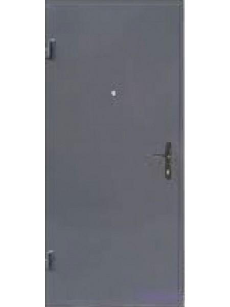 Стальные двери для подъездов, тамбуров и технических помещений