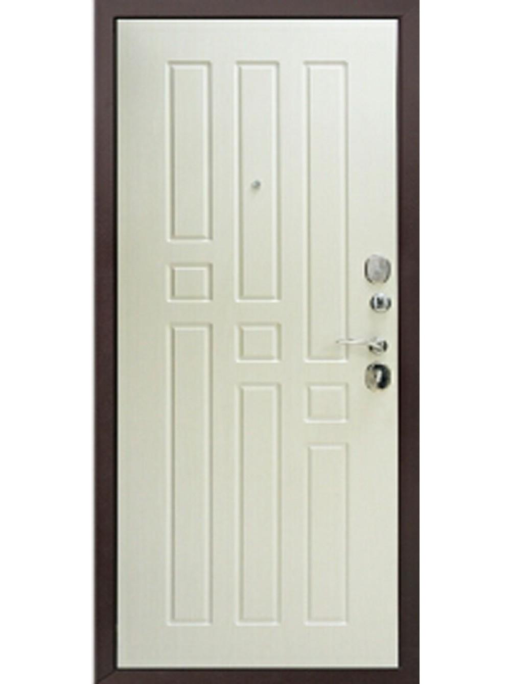стандартная входная стальная дверь харьков