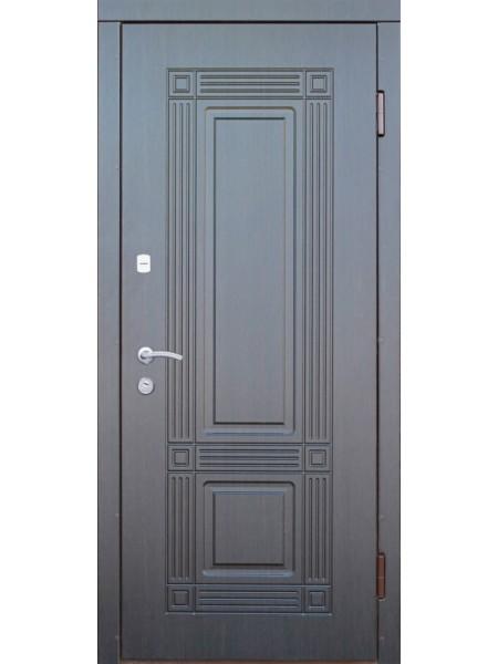 """Стальная входная дверь """"Элита 2"""" Венге"""