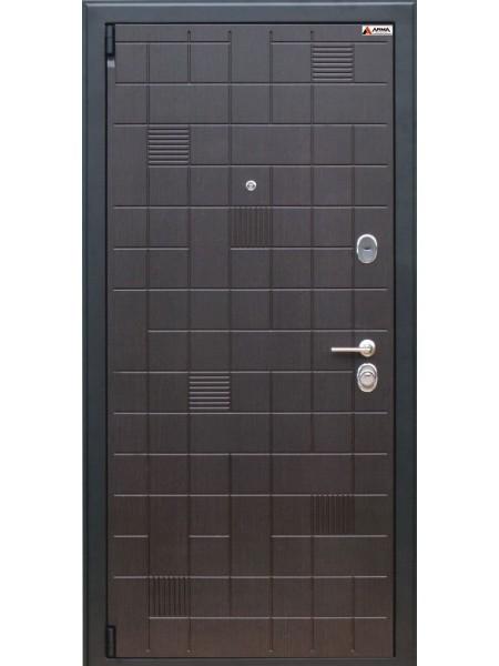 Стальная входная дверь Элита №3  Клетка