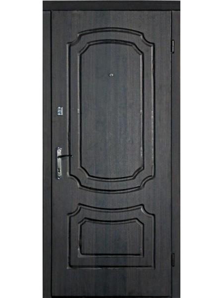 """Стальная входная дверь """"Стандарт №5"""" Венге"""